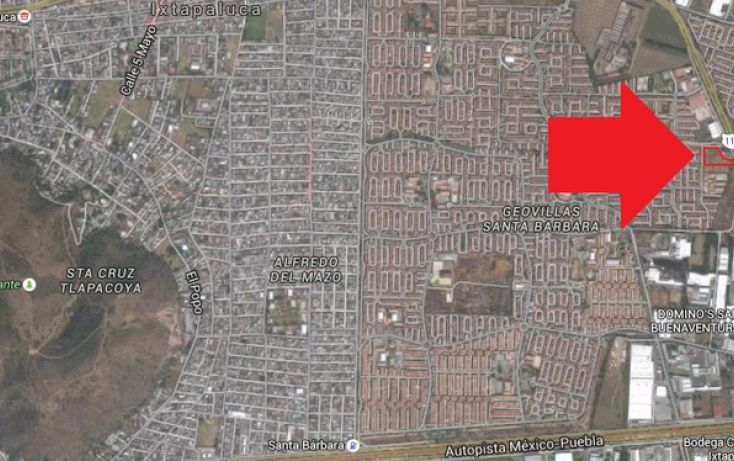 Foto de terreno habitacional en venta en, geovillas santa bárbara, ixtapaluca, estado de méxico, 1349401 no 03