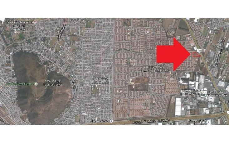 Foto de terreno habitacional en venta en  , geovillas santa bárbara, ixtapaluca, méxico, 1349401 No. 03