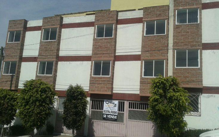 Foto de departamento en venta en geranio 1, benito juárez 1a sección cabecera municipal, nicolás romero, estado de méxico, 1775801 no 01