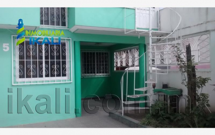 Foto de casa en venta en geranio 5, enrique rodríguez cano, tuxpan, veracruz, 765737 no 01