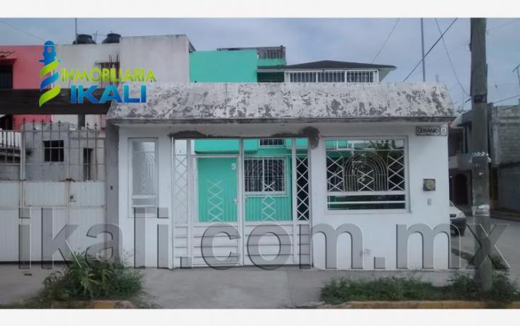 Foto de casa en venta en geranio 5, enrique rodríguez cano, tuxpan, veracruz, 765737 no 02