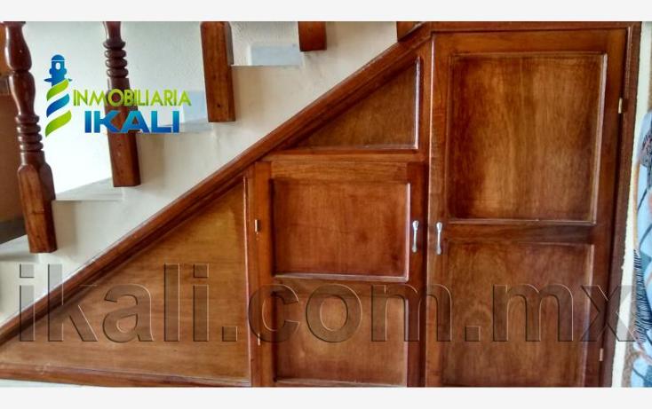 Foto de casa en venta en geranio 5, infonavit tulipanes, tuxpan, veracruz de ignacio de la llave, 765737 No. 12