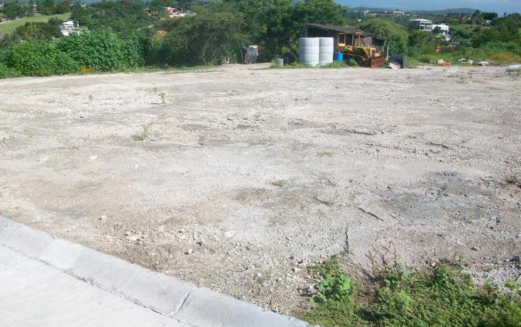 Foto de terreno habitacional en venta en gia 1, club de golf santa fe, xochitepec, morelos, 783929 No. 03