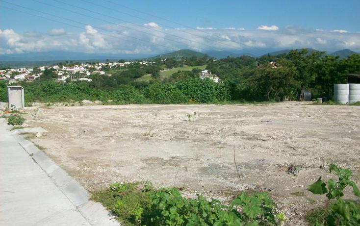 Foto de terreno habitacional en venta en gia 1, club de golf santa fe, xochitepec, morelos, 783929 No. 04