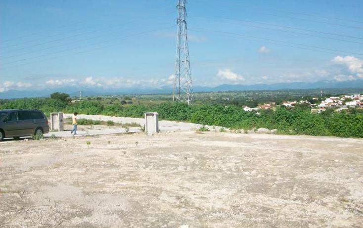 Foto de terreno habitacional en venta en gia 1, club de golf santa fe, xochitepec, morelos, 783929 No. 05