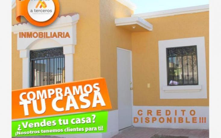 Foto de casa en venta en gibraltar 36, hacienda residencial, hermosillo, sonora, 898053 no 01