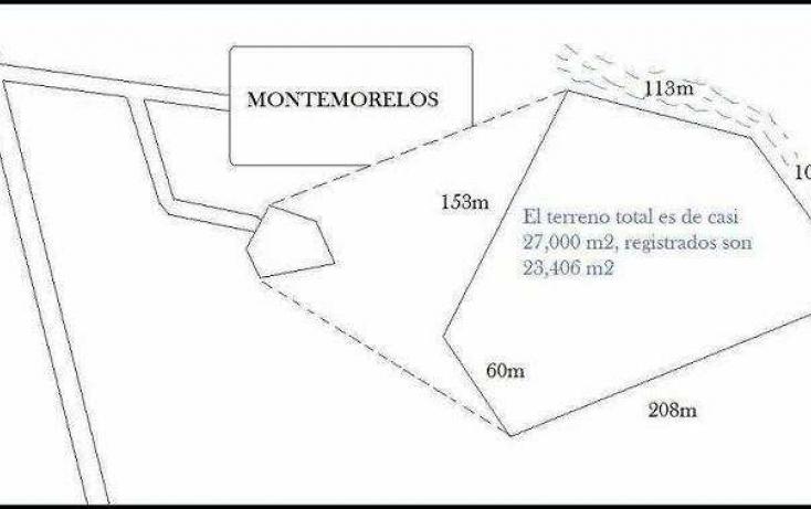 Foto de terreno habitacional en venta en gil de leyva 100, gil de leyva, montemorelos, nuevo león, 351895 no 01