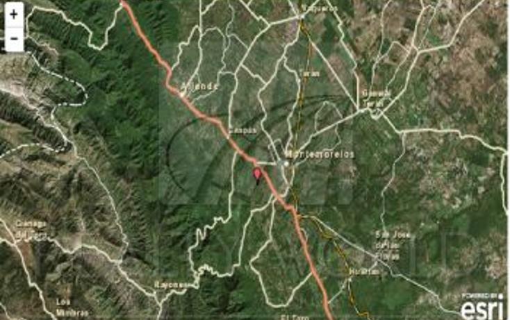 Foto de terreno habitacional en venta en, gil de leyva, montemorelos, nuevo león, 1217493 no 01