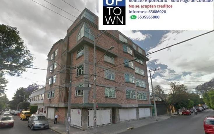 Foto de departamento en venta en giotto 114, alfonso xiii, álvaro obregón, distrito federal, 0 No. 01