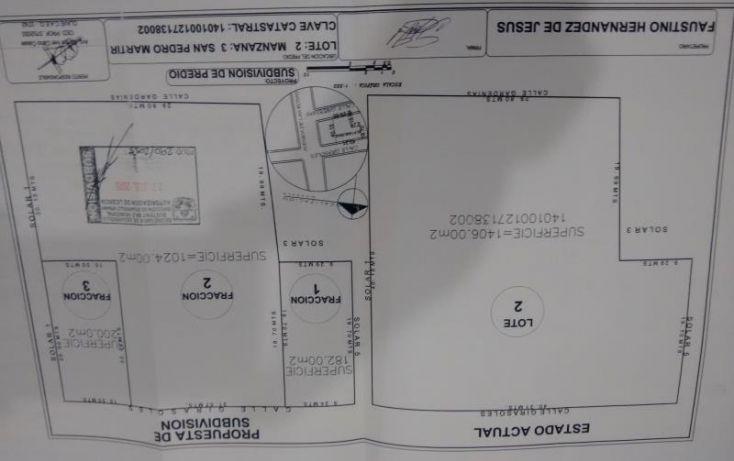 Foto de terreno habitacional en venta en girasoles 100, benito juárez, querétaro, querétaro, 1593936 no 02