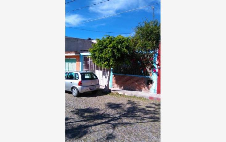 Foto de casa en venta en girasoles 25, comevi banthi, san juan del río, querétaro, 1763828 No. 28
