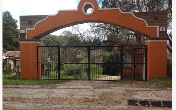 Foto de terreno habitacional en venta en girasoles 4, del santuario, san cristóbal de las casas, chiapas, 1351957 no 01
