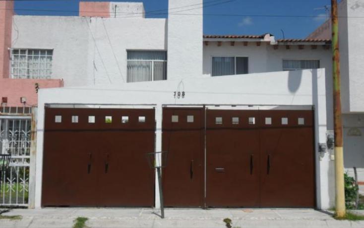 Foto de casa en venta en gloria marín 1, la joya, querétaro, querétaro, 1426457 No. 01