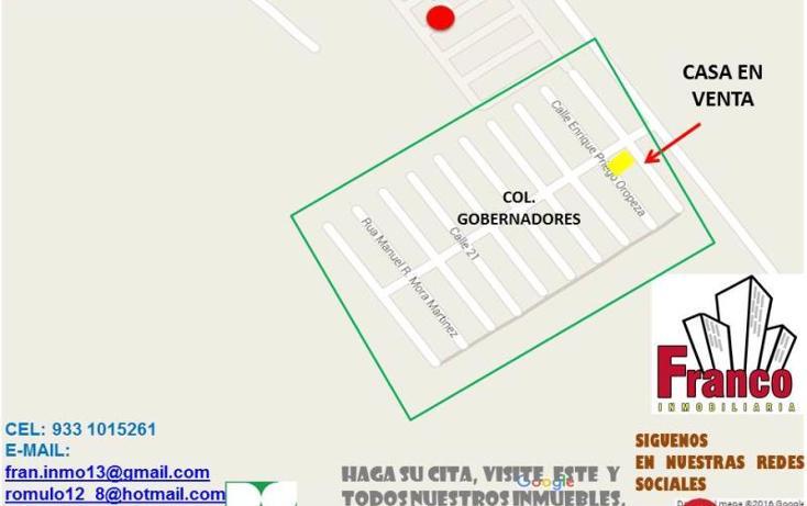 Foto de casa en venta en  , gobernadores, comalcalco, tabasco, 1934548 No. 08
