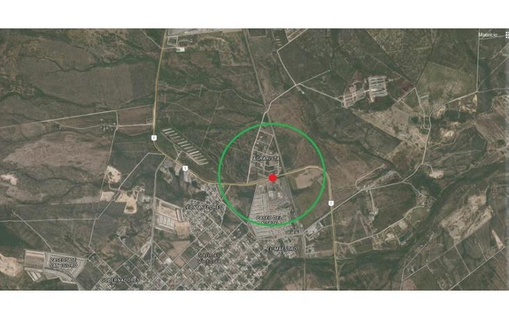 Foto de terreno habitacional en venta en  , gobernadores, salinas victoria, nuevo león, 1532064 No. 02