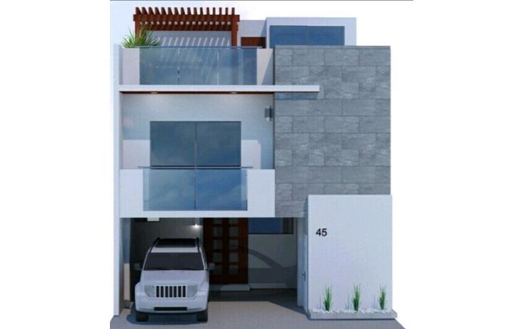 Foto de casa en venta en  , gobernadores, san andr?s cholula, puebla, 1589058 No. 01