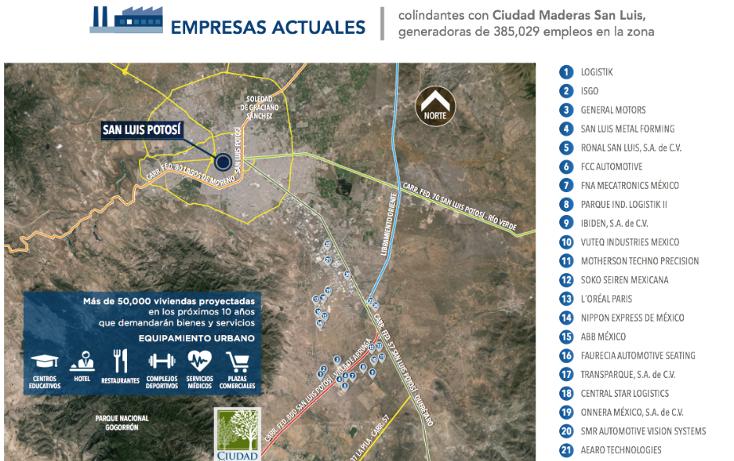 Foto de terreno habitacional en venta en  , gogorrón, villa de reyes, san luis potosí, 1044735 No. 03