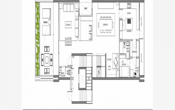 Foto de departamento en venta en goldsmith increible pent house de 451 m2 en pre venta, polanco v sección, miguel hidalgo, df, 1946454 no 02
