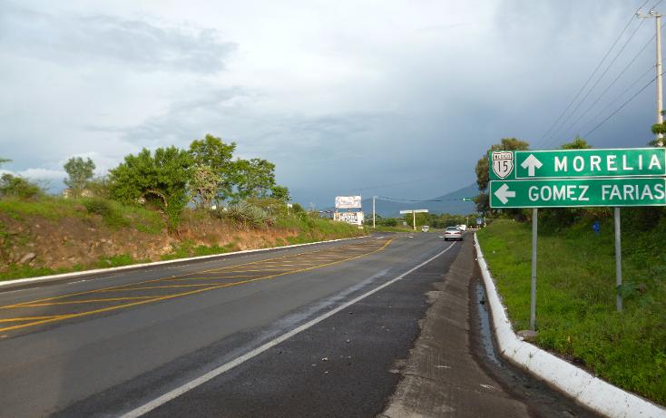 Foto de terreno industrial en venta en  , gómez farias, tangancícuaro, michoacán de ocampo, 1821188 No. 01