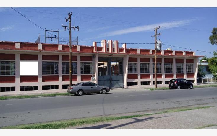 Foto de bodega en renta en  , gómez palacio centro, gómez palacio, durango, 1425469 No. 01