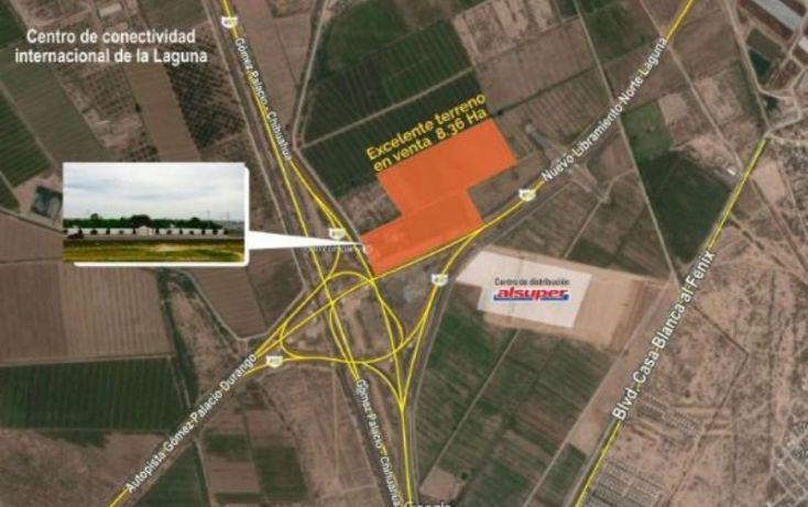 Foto de terreno industrial en venta en gómez palacio el vergel no5 5, santa rosa, gómez palacio, durango, 1998064 no 01