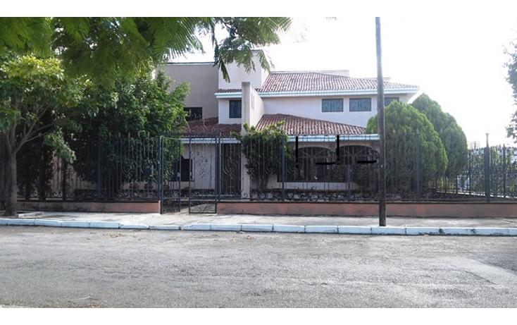 Foto de casa en venta en  , gonzalo guerrero, mérida, yucatán, 1045923 No. 01