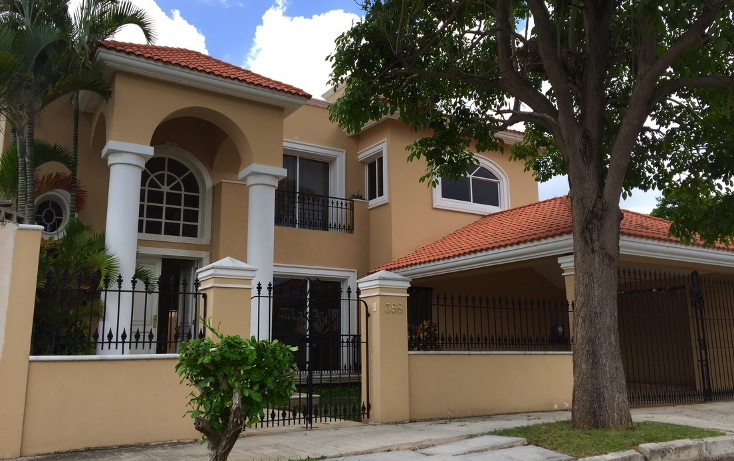 Foto de casa en venta en  , gonzalo guerrero, m?rida, yucat?n, 2042491 No. 01