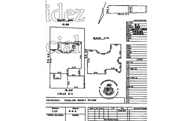 Foto de casa en venta en  , gonzalo guerrero, m?rida, yucat?n, 2042491 No. 24