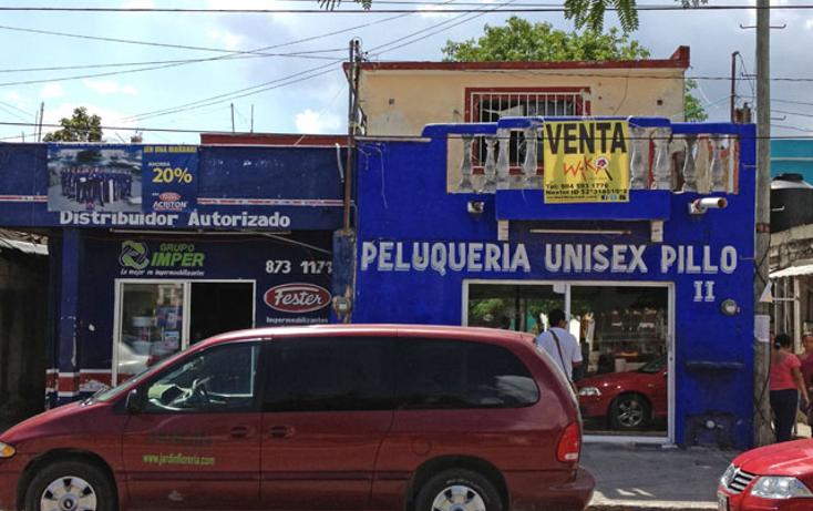 Foto de local en venta en  , gonzalo guerrero, solidaridad, quintana roo, 1064679 No. 01
