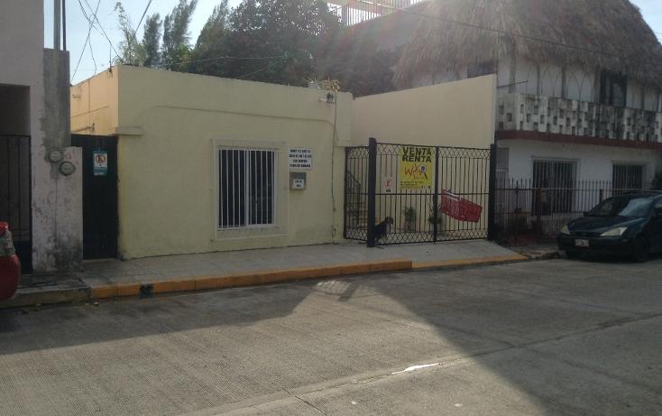 Foto de departamento en renta en  , gonzalo guerrero, solidaridad, quintana roo, 1130085 No. 01