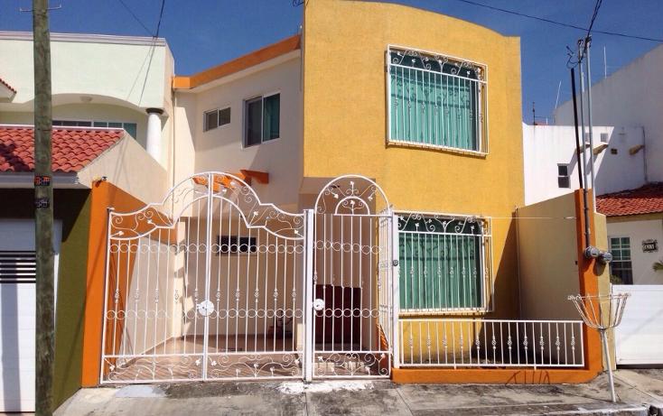 Foto de casa en venta en  , graciano sánchez romo, boca del río, veracruz de ignacio de la llave, 1645292 No. 01