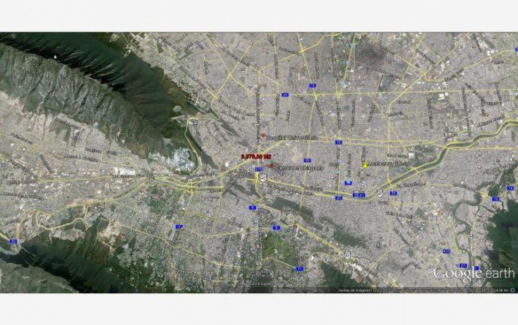 Foto de terreno comercial en venta en gral pablo a gonzalez garza 105, residencial galerías, monterrey, nuevo león, 1642986 no 01
