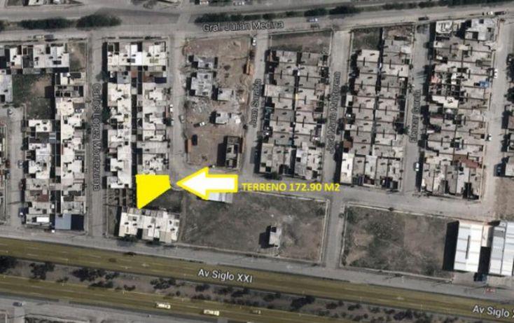 Foto de terreno habitacional en venta en gral roque gonzalez garza, villas del pilar 1a sección, aguascalientes, aguascalientes, 967385 no 01
