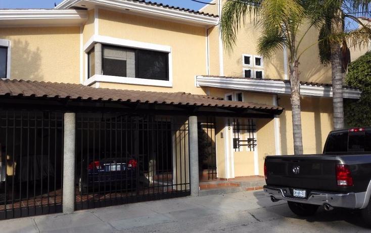 Foto de casa en venta en  , gran jardín, león, guanajuato, 2635388 No. 01