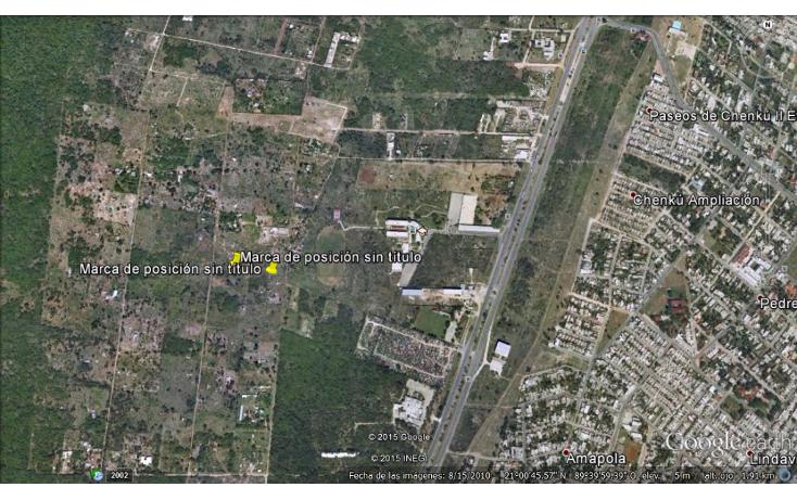 Foto de terreno habitacional en venta en  , gran santa fe, mérida, yucatán, 1070091 No. 02