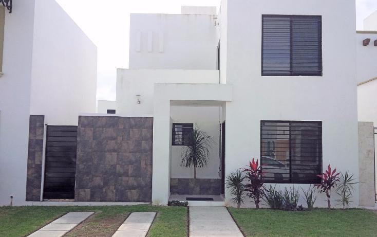 Foto de casa en renta en  , gran santa fe, mérida, yucatán, 1397771 No. 01