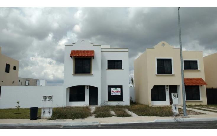 Foto de casa en venta en  , gran santa fe, mérida, yucatán, 1640281 No. 01