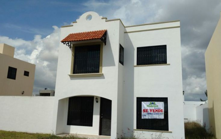 Foto de casa en venta en, gran santa fe, mérida, yucatán, 1640281 no 02