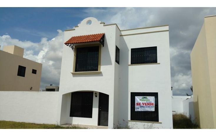 Foto de casa en venta en  , gran santa fe, mérida, yucatán, 1640281 No. 02