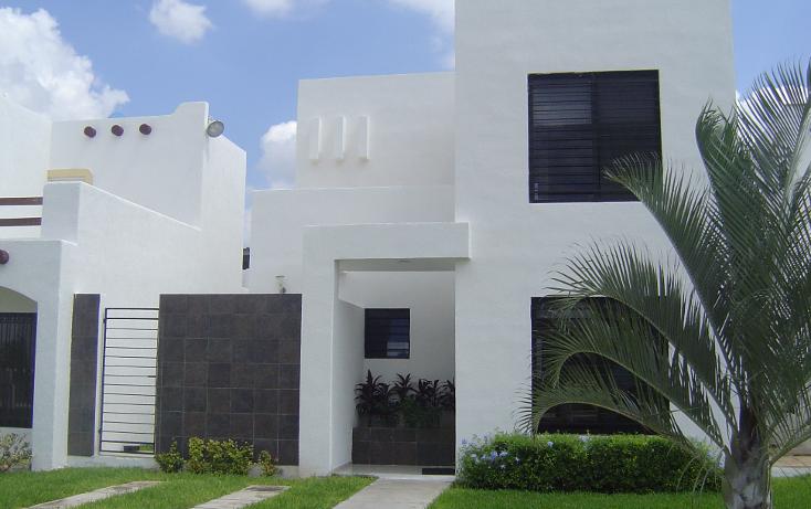 Foto de casa en venta en  , gran santa fe, m?rida, yucat?n, 1666206 No. 01