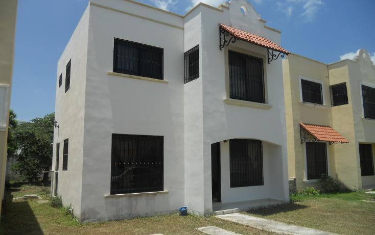 Foto de casa en renta en  , gran santa fe, mérida, yucatán, 1719428 No. 01