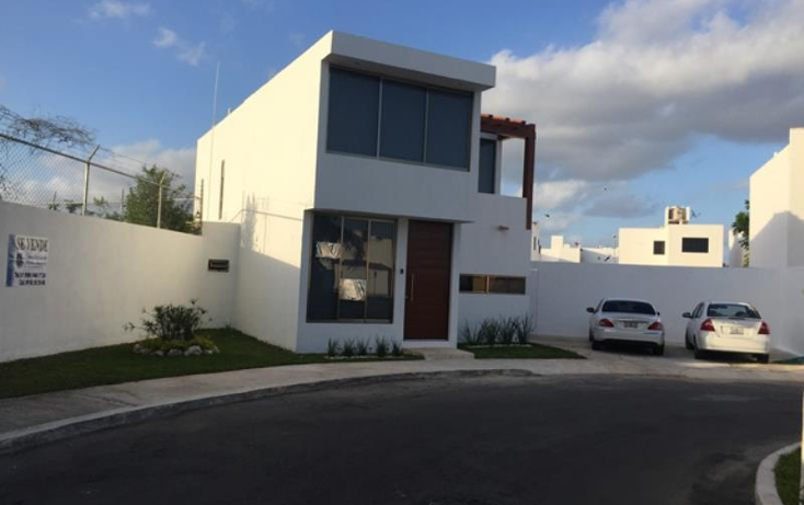 Foto de casa en venta en  , gran santa fe, m?rida, yucat?n, 1752856 No. 01