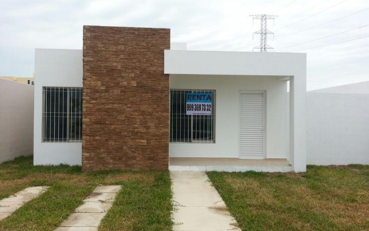 Foto de casa en renta en  , gran santa fe, mérida, yucatán, 1756238 No. 01
