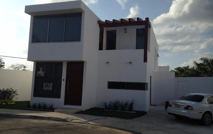 Foto de casa en venta en  , gran santa fe, m?rida, yucat?n, 1761898 No. 01