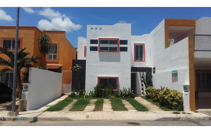 Foto de casa en venta en  , gran santa fe, mérida, yucatán, 1874298 No. 01