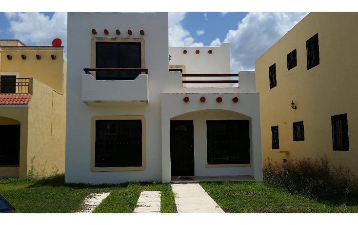 Foto de casa en venta en  , gran santa fe, mérida, yucatán, 1927715 No. 01