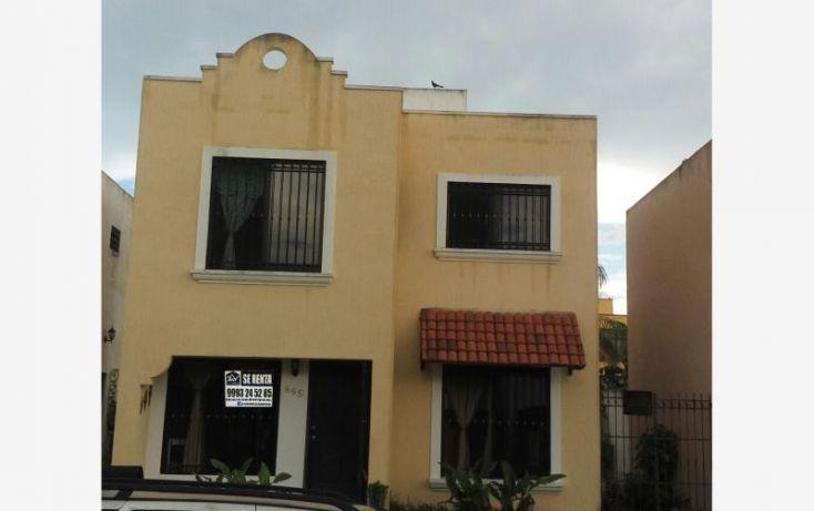 Foto de casa en renta en, gran santa fe, mérida, yucatán, 2030640 no 01