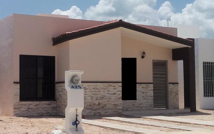 Foto de casa en renta en  , gran santa fe, mérida, yucatán, 2035424 No. 01