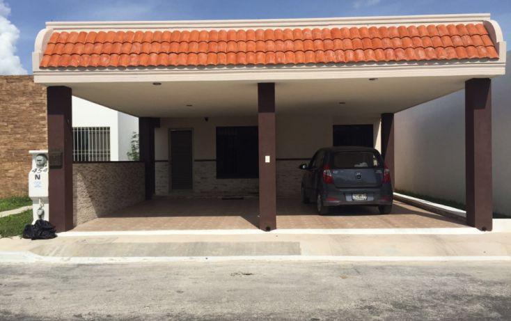 Foto de casa en renta en, gran santa fe, mérida, yucatán, 2044924 no 01