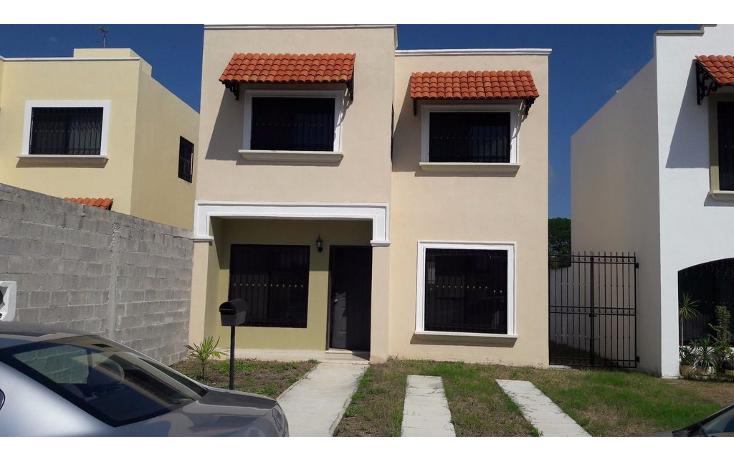Foto de casa en renta en  , gran santa fe, mérida, yucatán, 945569 No. 01